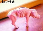 c'è crisi!
