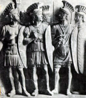 The Roman Soldiers