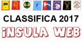 La classifica dell'Insulaweb 2017